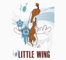 Little Wing Keyblade by jinsume
