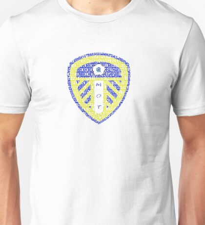 MOT Badge with Players Names Unisex T-Shirt