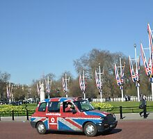 London's Calling by j0sh