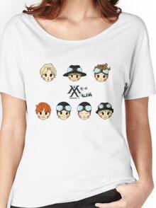 Monsta X Women's Relaxed Fit T-Shirt