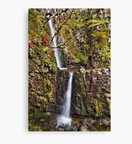 Dungeon Ghyll Canvas Print