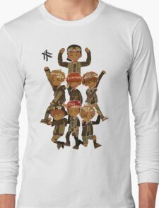 Monsta X Long Sleeve T-Shirt