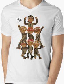 Monsta X Mens V-Neck T-Shirt