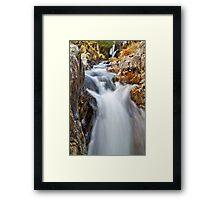 Greenburn Beck Framed Print