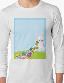 Easter Egg Hunt Long Sleeve T-Shirt