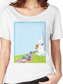 Easter Egg Hunt Women's Relaxed Fit T-Shirt