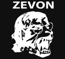 Warren Zevon by J4J4NK