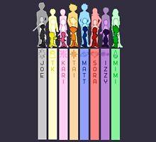 Digidestined (Digimon Adventure) International Naming Unisex T-Shirt