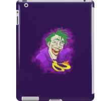 that jokes not funny anymore iPad Case/Skin