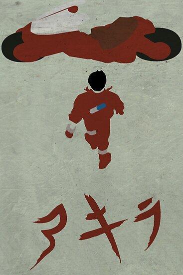 Akira  by jehuty23
