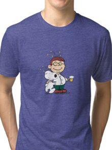 Guy's Best Friend Tri-blend T-Shirt
