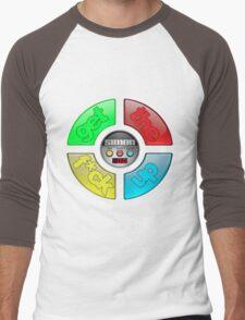 Simon Says Men's Baseball ¾ T-Shirt