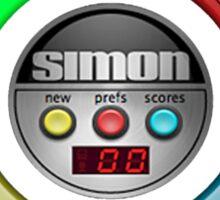 Simon Says Sticker