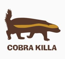 Honey Badger Cobra Killa by guert