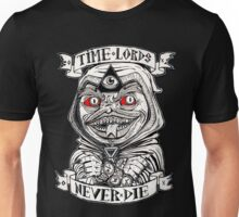 TiME LORDS NEVER DIE Unisex T-Shirt