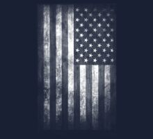 Faded American Flag by Solid Gold Bomb (SGB)