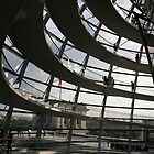 Reichstag Building, Berlin by Cláudia Fernandes