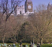 London's Garden by j0sh
