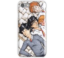 Marauders Posing iPhone Case/Skin