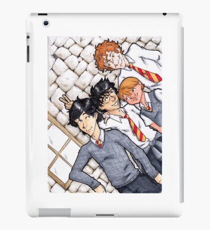 Marauders Posing iPad Case/Skin