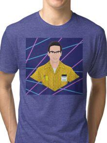 I'm a Nerd Too! Tri-blend T-Shirt