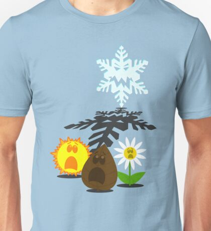 Winter is coming... 2 Unisex T-Shirt