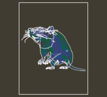 Rat Mauve Green E by Noel Richards