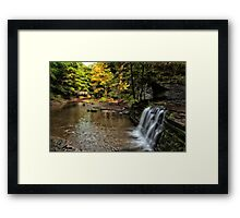 Buttermilk Crossing Framed Print