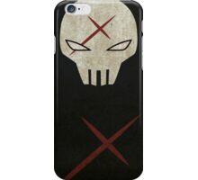 Red X iPhone Case/Skin