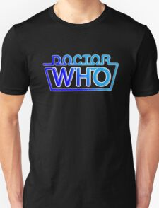 Doctor Who 80s Logo T-Shirt