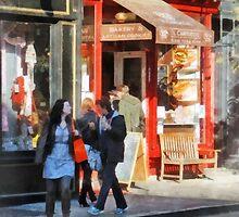 Greenwich Village Bakery by Susan Savad