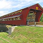 Bigelow Covered Bridge by Jack Ryan