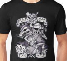 HUNT GOOD EAT MEAT  Unisex T-Shirt