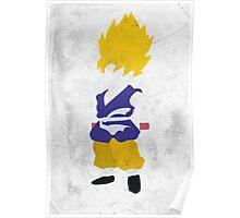 Goku SSJ Poster