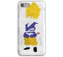 Goku SSJ iPhone Case/Skin