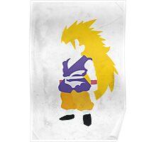 Goku SSJ3 Poster