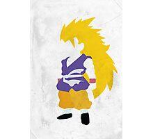 Goku SSJ3 Photographic Print