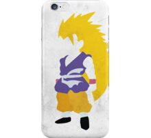 Goku SSJ3 iPhone Case/Skin