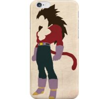 Vegeta SSJ4 iPhone Case/Skin