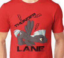 Thunder Lane WITH TEXT! Unisex T-Shirt