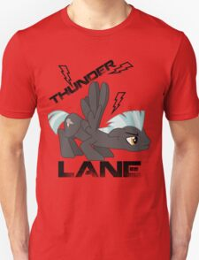 Thunder Lane WITH TEXT! T-Shirt