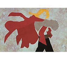 Edward Elric Photographic Print