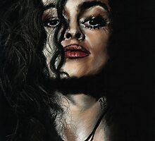 Bellatrix Lestrange by Chantal Handley