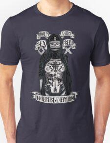 ADVERTISE EVERYTHING  Unisex T-Shirt