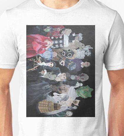 Doctor Who Horde Unisex T-Shirt