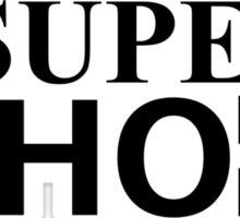Superwholockian Sticker