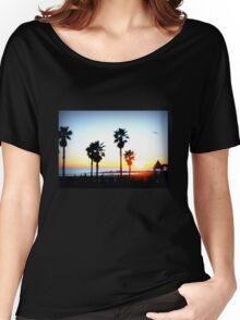 Palms Venice Beach Women's Relaxed Fit T-Shirt