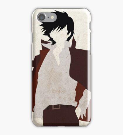 Hibari Kyoya iPhone Case/Skin