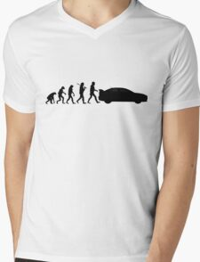 Evolution X Mens V-Neck T-Shirt