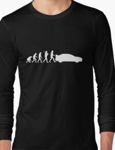 Evolution X (white) Long Sleeve T-Shirt